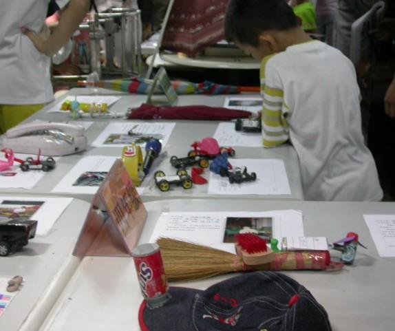 山科学馆的佛山小小发明家成果展览 已更新图片