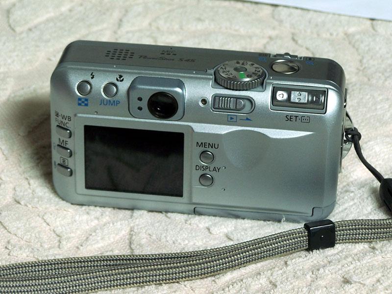 香港照相机去哪里卖好-元卖自用S45相机一套