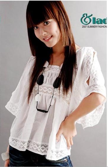 蝴蝶衫衣服设计