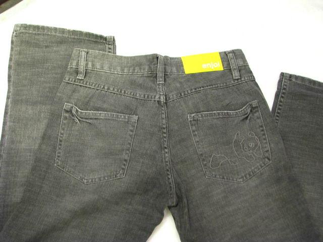 灰黑色牛仔裤 30码,超靓做工,裤形正 (正品) 特价:120元-1.30