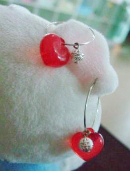 DIY耳环 简单设计 不会撞款 价格便宜