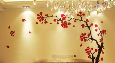 二千沙龙社区-专业手绘墙壁画 墙面彩绘