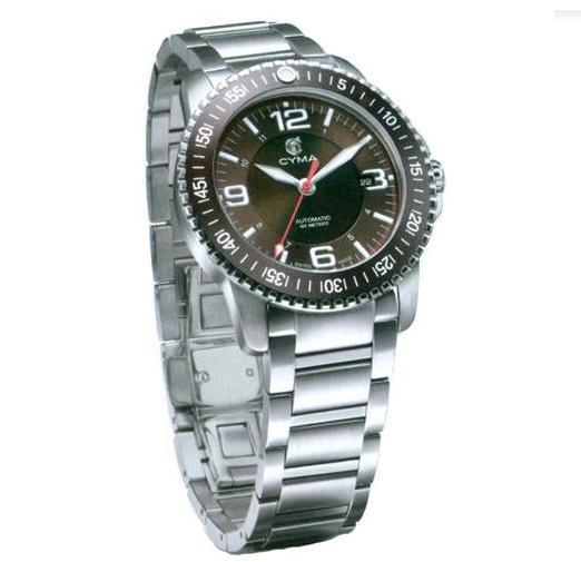 闲置 瑞士手表CYMA 男款 有保修