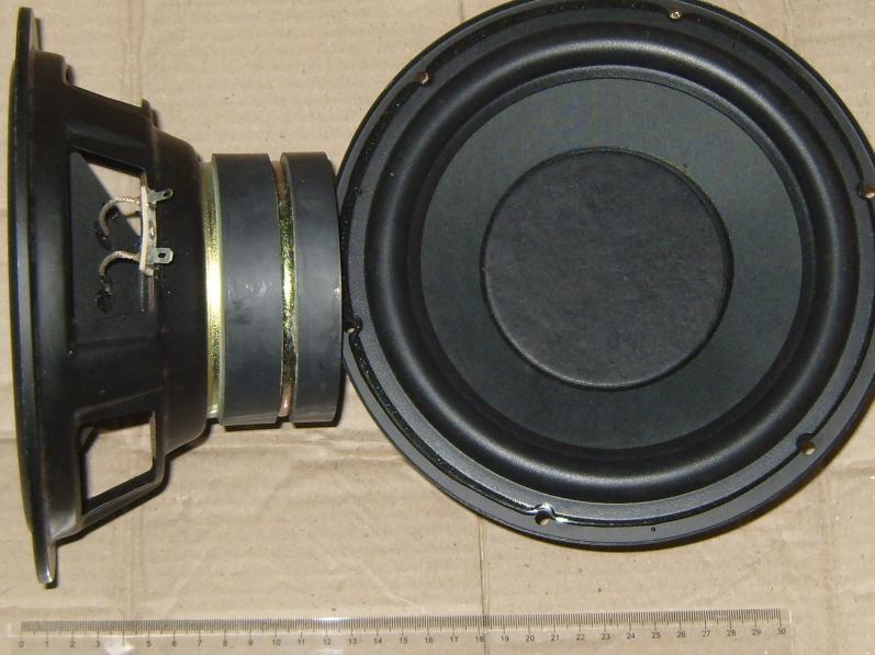 8欧姆30w高音喇叭接线图
