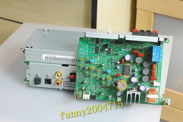 hifidiy论坛-sony 数字功放解码板(三件套:控制板,板